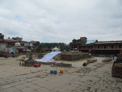 027_Bungamati  Machhindra Nath Temple  Aftermath of the April 2015 Earthquake