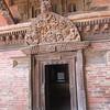 093_Patan  Durbar Square  Mani Kesab Narayan Chwok  Degu Taleju Temple  Looking out into the main square