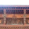164_Patan  Durbar Square  Mul Chowk  The three stories octogonal temple of Taleja Bhawani  1667