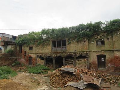 025_Bungamati  Aftermath of the April 2015 Earthquake