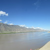 017_From Tsethang to Samye Monastery  Via Yarlung Tsangpo (which entering India, becomes the Bramahputra) River  2,840km-long