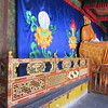 224_Lhasa  Old Town  The Jokhang Temple  Holy Throne of Dalai Lama