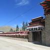 116_Drathang Gompa (Monastery)  A small Sakyapa monastery of only eight monks