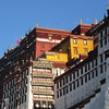 155_Lhasa  Potala Palace  A rare example of magnificient architecture in traditional Han and Tibetan style