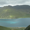 249_Yamdrok Lake  Deep-blue  One of Tibet's sacred lakes