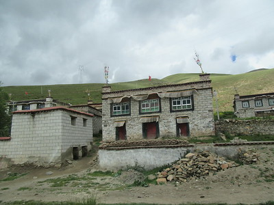 251_Between Lhasa and Gyantsé  Via Yamdrok Lake