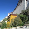 160_Lhasa  Potala Palace  The whole building is a structure of stone, timber and earth