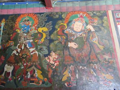 092_Mindroling Monastery  Protective Deities