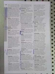 009_Tibet  Language Glossary