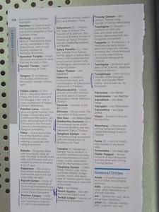 011_Tibet  Language Glossary