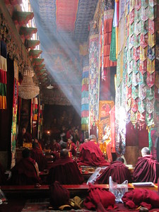 032_Samye Monastery  The Assembly Hall