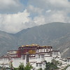 241_Lhasa  Old Town  The Potala Palace  View from the Jokhang Temple