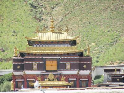 368_Shigatse  Tashilhumpo Gompa (Monastery)  Covers 700,000 square meters