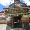 322_Gyantsé  Gyantsé Gompa  Kumbum Stupa  This a chörten that contains statuary and paintings