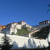 154_Lhasa  Potala Palace  1300 year-old palace  The largest and intact group of ancient buildings in Tibet
