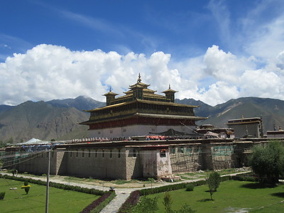 043_Samye Monastery  Has never been truly the preserve of any one of Tibetan Buddhism's different orders