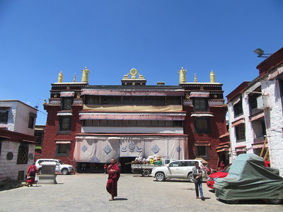 180_Lhasa  Ramoche Temple  4000 square meters