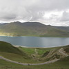 248_Yamdrok Lake  Deep-blue  One of the most beautiful panoramas of Central Tibet