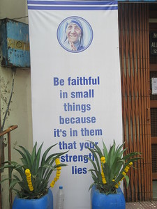 045_Southern Kolkata  Mother Teresa's Home for the Dying Destitute Nirmal Hriday  Home to hundreds of destitutes