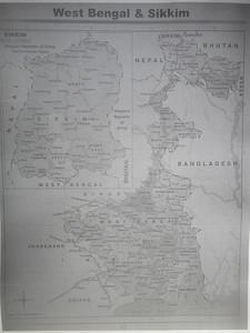 003_West Bengal and Sikkim  Religion 70% Hindu, 23% Muslim, 4% Jain