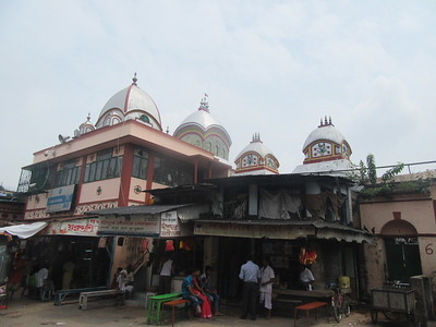 060_Southern Kolkata  Kalighat District  The Kali Temple  The holiest spot for Hindus