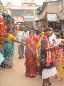 071_Southern Kolkata  Kalighat District  Near the Kali Temple