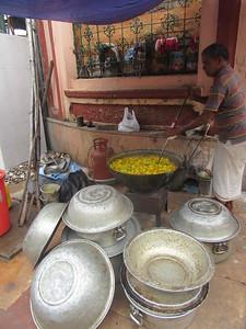 068_Southern Kolkata  Kalighat District  Near the Kali Temple