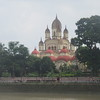 159_North of Kolkata  Dakshineswar Kali Temple  A cream-and-red 1847 temple shaped like an Indian Sacré-Coeur