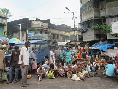 059_Southern Kolkata  Near the Kali Temple