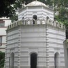 081_BBD Bagh  English ship's Captain Job Charnock's Mausoleum  Came ashore to the swampy village Sutanati, in 1690
