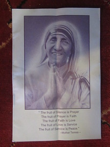 023_Kolkata  Mother Teresa of Calcuta  She was many things