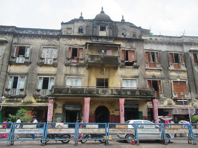 042_Southern Kolkata  Kalighat District  Steeped in history, but drenched in contempory issues