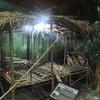 112_Bandar Seri Begawan  Malay Technology Museum  Lamin Bau  Simple makeshift huts  2 of 2