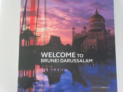 001_Brunei  Durassalam means The Abode of Peace  Became independent in 1984  Population 408,000
