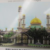 032_Jame Asr Hassanil Bolkiah Mosque  Built to commemorate the 25th anniversary of the King's rein