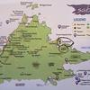 067_Sandakan to Sukau  Map
