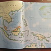 002_Sabah  Map  The World's third largest island