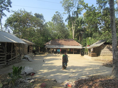196_Gobra Bazar around Narail  Village