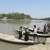 172_River Crossing to (and from) Gobra Bazar around Narail  2 Takas = 0,03 US$ per person