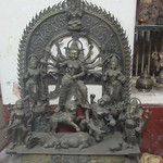 415_Dhamrai  Brass and bronze statues
