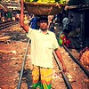 034_Dhaka  Rail Tracks Activities