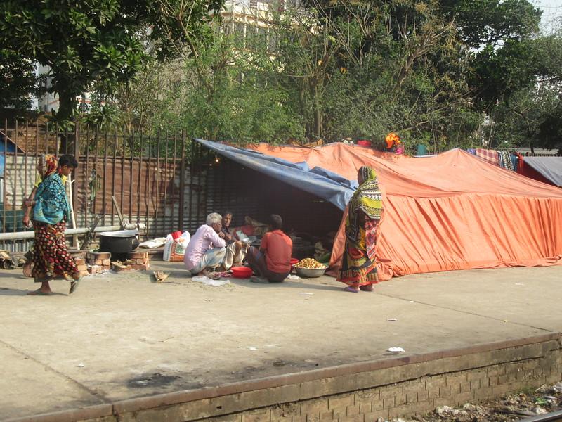 031_Dhaka  Basic Accomodation