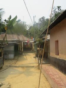 515_Srimangal  Lawachara National Park  Tropical Rainforest  Khashia Ethnic-Tribe Community