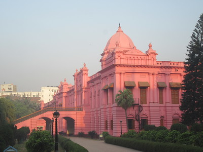 022_Old Dhaka  Ahsan Manzil Museum  The Pink Palace  Was the residential palace and the kachari of the nawabs of Dhaka