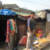 052_Dhaka  Rail Tracks Activities  Slums  Rudimentary Habitations  No Water, No Sewage, No Electricity  250,000 people +