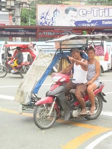 011_Manila  Transportation Means  Motorbyke  Part 3 of 4
