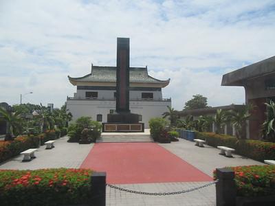 024_Manila  Chinese Cemetery  A Mausoleum