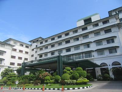 004_Manila Hotel  1912  5-Star  General Mac Arthur's Headquarters at the beginning of WWII