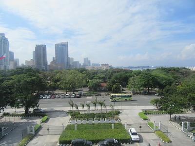 005_Manila  View from The Manila Hotel