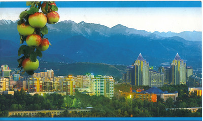 08_Almaty, means The Place with Apples